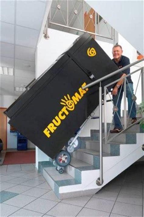 diable electrique monte escaliers