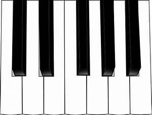 Organ Keyboard Clip Art at Clker.com - vector clip art ...