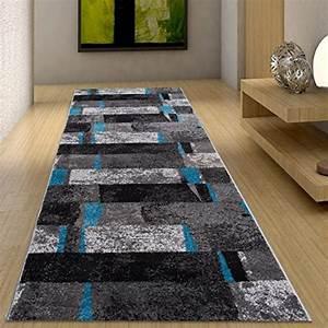 Teppich Flur Läufer : schwarz l ufer und weitere teppiche teppichboden ~ Lateststills.com Haus und Dekorationen