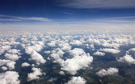 clouds, Landscape, Nature, Sky Wallpapers HD / Desktop and ...