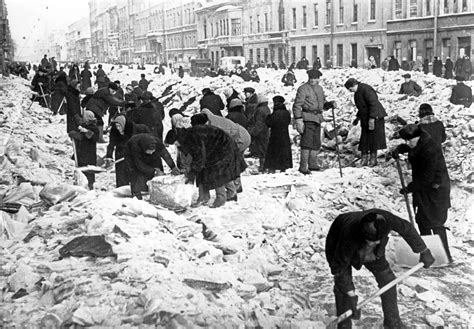 the siege the siege of leningrad history in the headlines