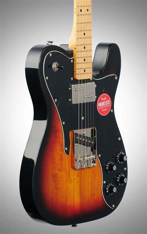 Squier Classic Vibe '70s Telecaster Custom Electric Guitar ...