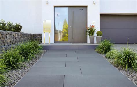 Hauseingang Gestalten Beispiele hauseingang pflaster und platten beispiele gestalten