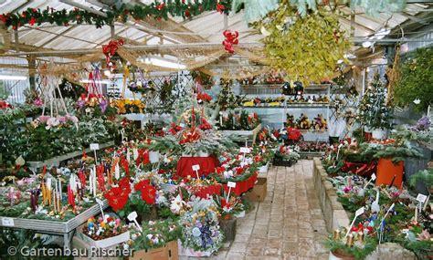 kleine gestecke weihnachten gartenbau rischer