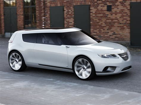 Saab 9 X Biohybrid Concept Exotic Car Wallpapers 02 Of 24