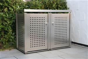 Unterstand Für Mülltonnen : muellboxen ~ Lizthompson.info Haus und Dekorationen