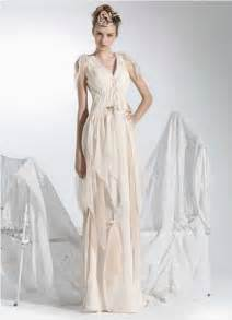 chic wedding dresses wedding dress bohemian chic di candia fashion