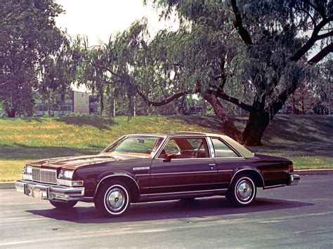 Buick Lesabre Custom Coupe 1977