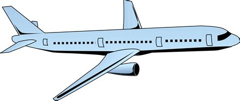 Airplane Cartoon Clipart