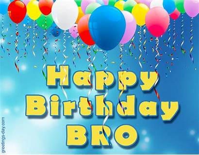 Brother Birthday Happy Bro Greetings Ecards Wishes