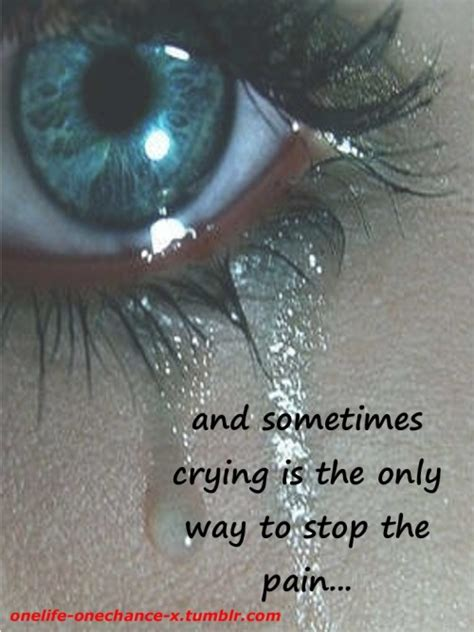 crying eye  tumblr