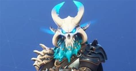 fortnite ragnarok   unlock  styles including
