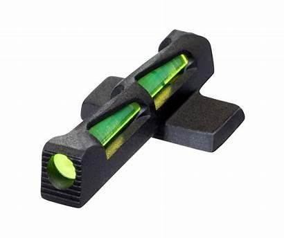 Sight Xd Springfield Hiviz Interchangeable Litewave Handgun