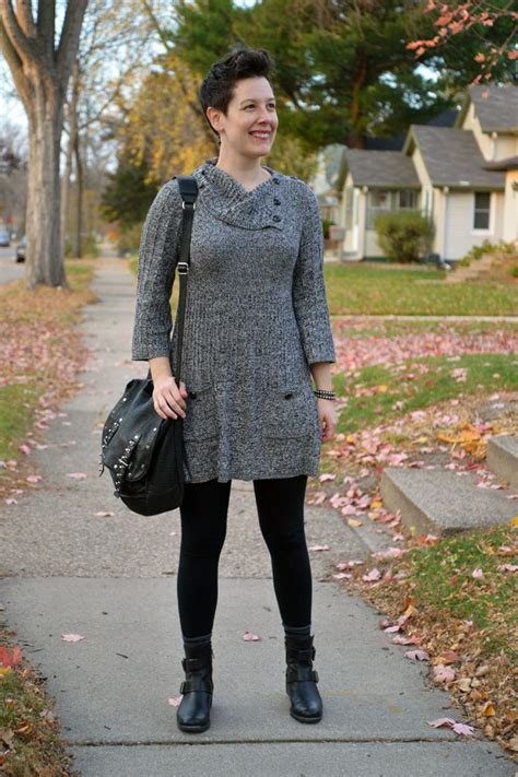 Dressed for Sweater Dressing - Already Pretty   Where style meets body image   My Style - Looks ...