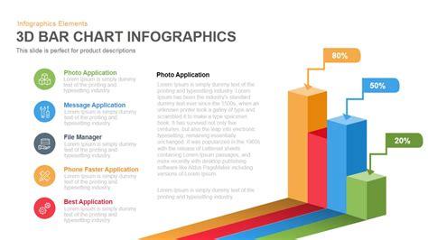 bar chart powerpoint template  keynote
