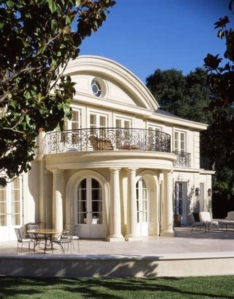 Beautiful French Mansion )  Beautiful Patios Pinterest