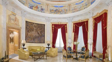 cupola roma guest rooms suites the westin excelsior rome