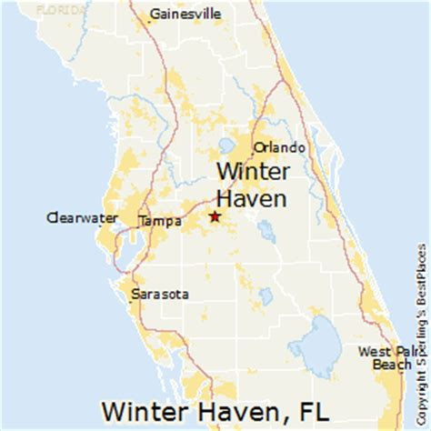 places    winter haven florida