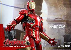 Hot Toys Iron Man Mark 45 from Avengers: Age of Ultron ...