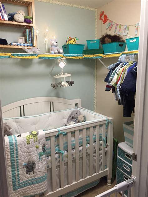 turned  master closet   nursery finished baby