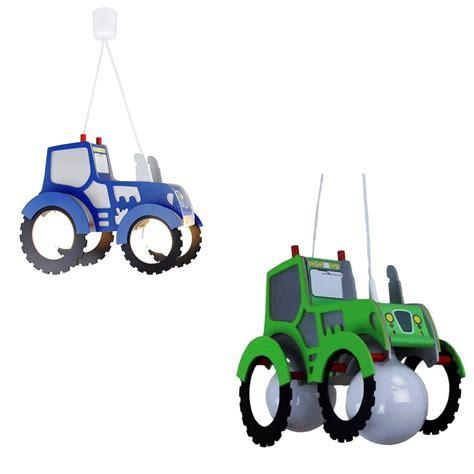 Kinderzimmer Traktor by Pendelleuchte F 252 Rs Kinderzimmer Mit Traktor In 2 Farben