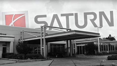 Abandoned Saturn Dealership Is a Reminder of What Could ...