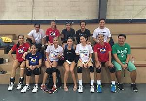 Nat'l women's volleyball team begins SEAG training | ABS ...