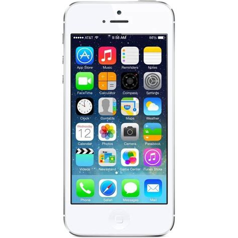 used iphone 5s refurbished iphone 5s 32gb wit simlock vrij iphoneoutlet nl