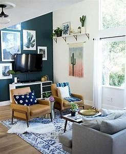 73, Eclectic, Living, Room, Decor, Ideas, 68