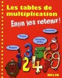 les tables de multiplication en chantant apprendre les tables de multiplication