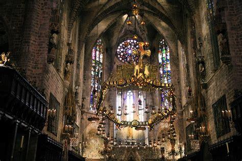 gaudi   cathedral  palma de mallorca  work   flickr