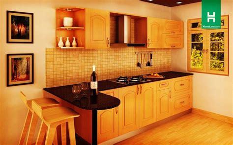 heron retro parallel kitchen  breakfast counter