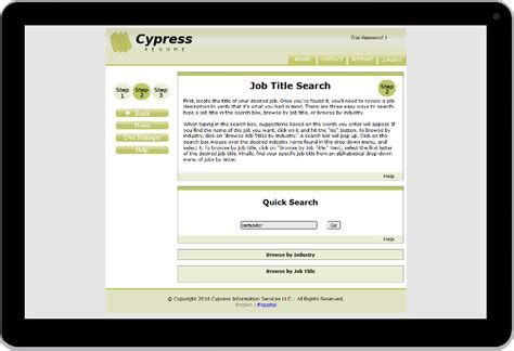 Cypress Resume by Individuals Easy Resume Builder Cypressresume