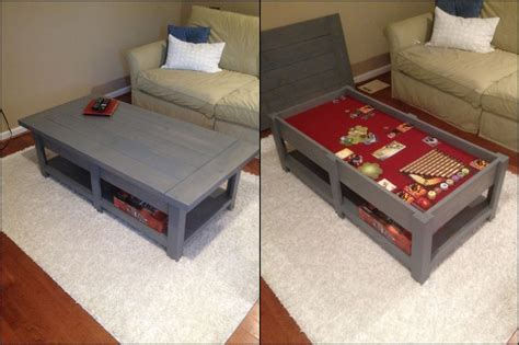 Gaming Coffee Table  Game Tables  Pinterest Table