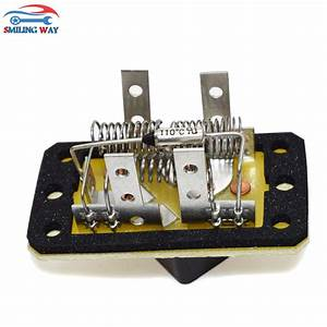 Smiling Way  Heater Blower Motor Resistor For Ford Escape