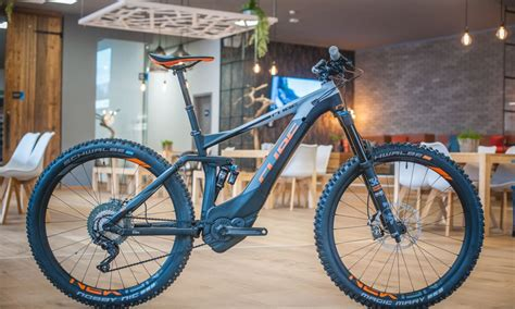 e bike mountainbike cube look cube electric bikes for 2018 racecouk