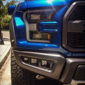 Raptor Lights 2017  Ford Raptor Gen 2 Triple Fog Light And