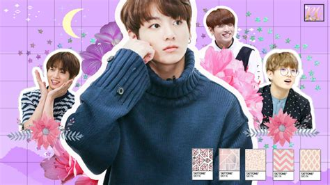 Bts Jungkook Desktop Wallpaper By Youryeojachingu On