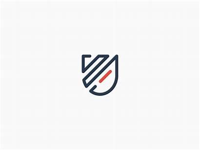Shield Insurance Logos Company Brand Mark Creative
