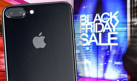 black friday iphone 7 and iphone 7 plus deals and discounts tech life style express co uk