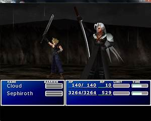 Final Fantasy 7 For PC NEW Graphics Overhaul The
