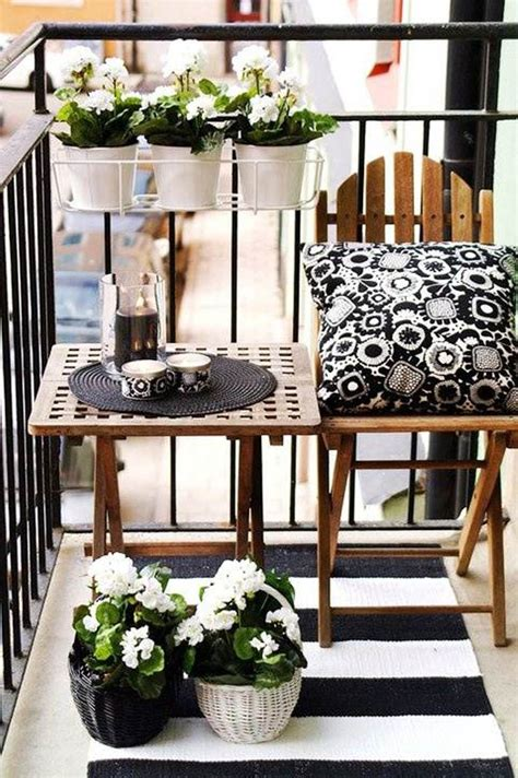 colorful balconies  small balcony decoration ideas trends  life