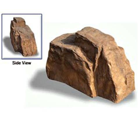 large decorative custom garden accent rocks boulders