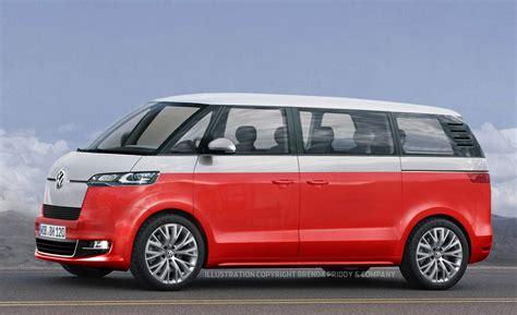 new volkswagen bus vw minibus volkswagen microbus photos and news