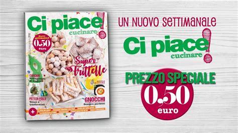 Ci Piace Cucinare!  Spot Tv 2 Youtube