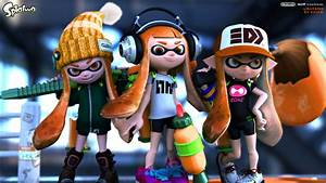 Japan Loves Playing As The Inkling Girl In Splatoon
