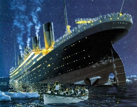 Titanic The Boat Sinking by Titanic Facts Statistics About The Sinking Of The Ship