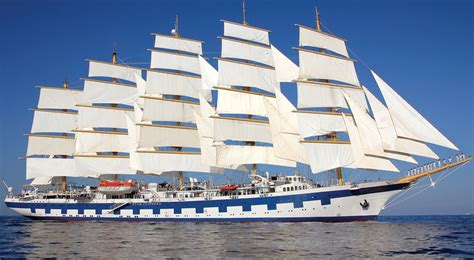 Royal Clipper - Itinerary Schedule, Current Position