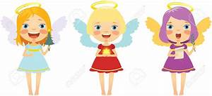 cartoon christmas angels clip art 20 free Cliparts ...