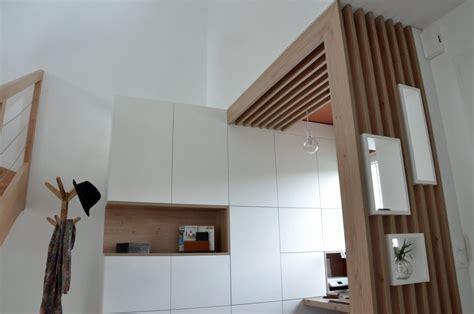 claustra bureau claustra bois avec arche bureau sous alcove soa soa